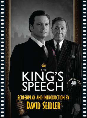 The King's Speech By Seidler, David